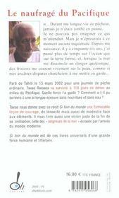 Si Loin Du Monde - 4ème de couverture - Format classique