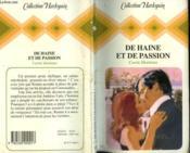 De Haine Et De Passion - Devil Lover - Couverture - Format classique