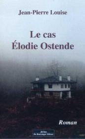 Le cas Elodie Ostende - Couverture - Format classique