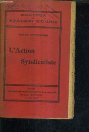 L'Action Syndicaliste. - Couverture - Format classique