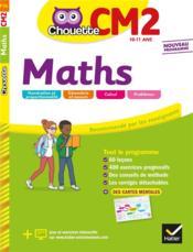 Chouette entraînement ; maths ; CM2 - Couverture - Format classique