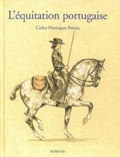 L'équitation portugaise - Intérieur - Format classique