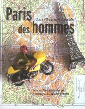 Paris des hommes - Intérieur - Format classique