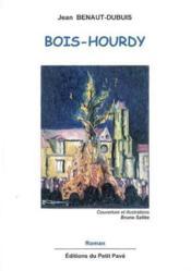 Bois-hourdy - Couverture - Format classique