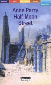 Half moon street - Couverture - Format classique