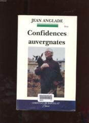Confidences auvergnates - Couverture - Format classique
