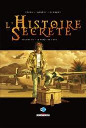 L'histoire secrète T.20 ; la porte de l'eau - Couverture - Format classique