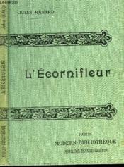 L'Ecornifleur. - Couverture - Format classique