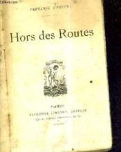 Hors Des Routes. - Couverture - Format classique