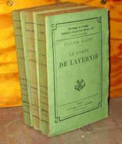 Le Comte De Lavernie - 3 Volumes - Couverture - Format classique