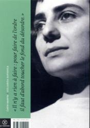 Lettre ouverte - 4ème de couverture - Format classique