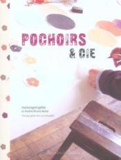 Pochoirs & cie - Couverture - Format classique