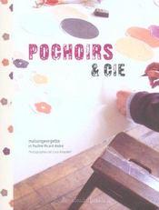 Pochoirs & cie - Intérieur - Format classique