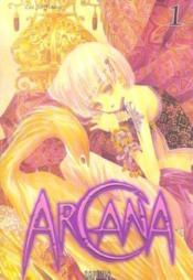 Arcana T.1 - Couverture - Format classique