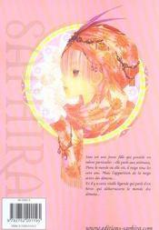 Arcana T.1 - 4ème de couverture - Format classique