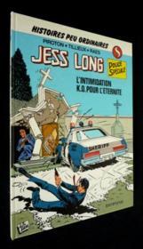 Jess Long N.8 L'Intimidation - Couverture - Format classique
