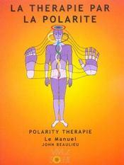 Therapie par la polarite (la) - Intérieur - Format classique