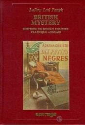 British Mystery - Couverture - Format classique