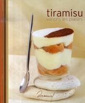 Tiramisu, varions les plaisirs - Intérieur - Format classique