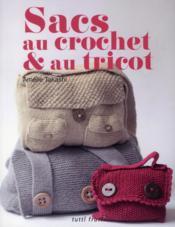 Sacs au crochet et au tricot - Couverture - Format classique