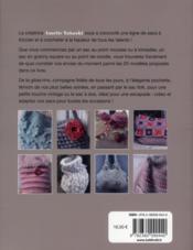 Sacs au crochet et au tricot - 4ème de couverture - Format classique