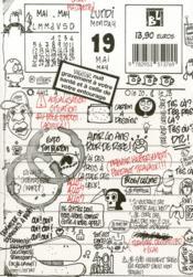 Mise en quarantaine - 4ème de couverture - Format classique