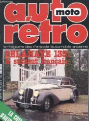 Auto-Moto Retro N°6 - Couverture - Format classique