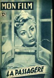 Mon Film N° 179 - La Passagere - Couverture - Format classique