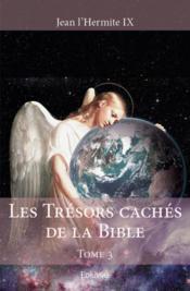 Les trésors cachés de la bible t.3 - Couverture - Format classique
