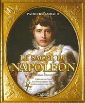Le Sacre De Napoleon. 2 Decembre 1804 - Intérieur - Format classique