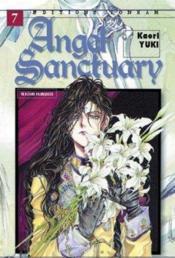 Angel sanctuary t.7 - Couverture - Format classique