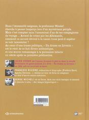 Un drame en livonie - 4ème de couverture - Format classique