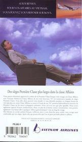 Viet nam 1998, le petit fute (edition 4) - 4ème de couverture - Format classique