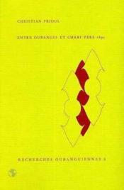 Entre Oubangui Et Chari Vers 1890 - Couverture - Format classique