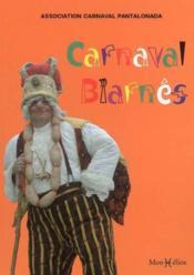 Carnaval biarnés - Couverture - Format classique