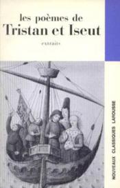 Les poème de tristan et iseut (extrait) - Couverture - Format classique