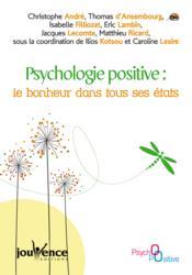 Psychologie positive : le bonheur dans tous ses états - Couverture - Format classique