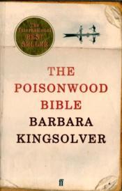 Poisonwood bible - Couverture - Format classique