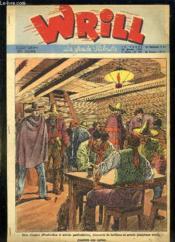 Wrill N° 186 Du 20 Janvier 1949. La Grande Flibuste. - Couverture - Format classique