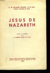 Jesus De Nazareth - Couverture - Format classique