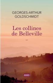 Les collines de Belleville - Couverture - Format classique