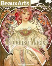Alphonse Mucha - Couverture - Format classique