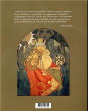 Alphonse Mucha - 4ème de couverture - Format classique
