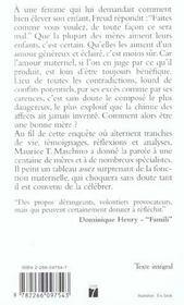 Y A-T-Il De Bonnes Meres ? - 4ème de couverture - Format classique