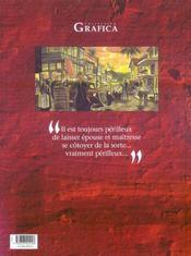 L'orfèvre t.5 ; les larmes de la courtisane - 4ème de couverture - Format classique