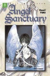 Angel sanctuary t.8 - Couverture - Format classique