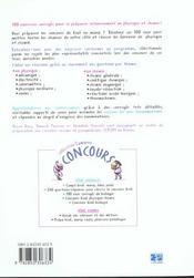 100 Exos Corriges Pysique - Chimie - 4ème de couverture - Format classique