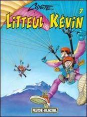 Litteul Kevin - Couverture - Format classique