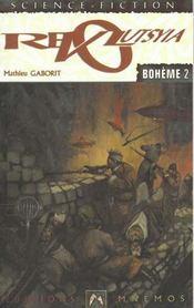 Boheme 2 - Revolutsyia - Intérieur - Format classique