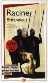 Britannicus - Couverture - Format classique
